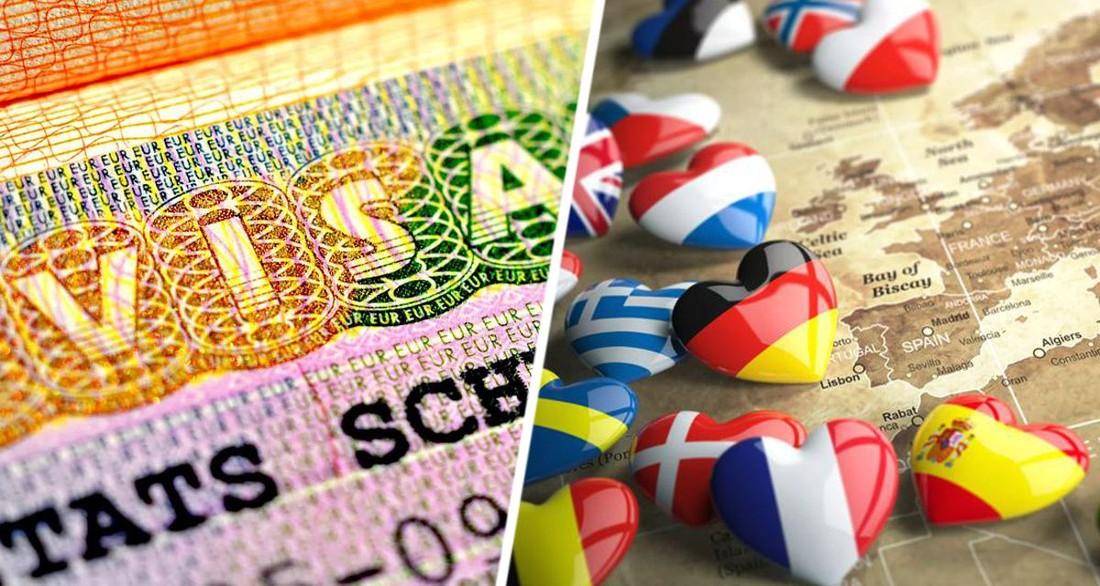 Россиянам назвали страны, выдающие шенгенскую визу для путешествий