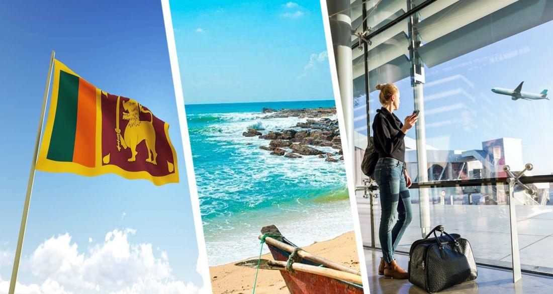 Шри-Ланка определились с карантином для российских туристов: названо уловие, чтобы его избежать