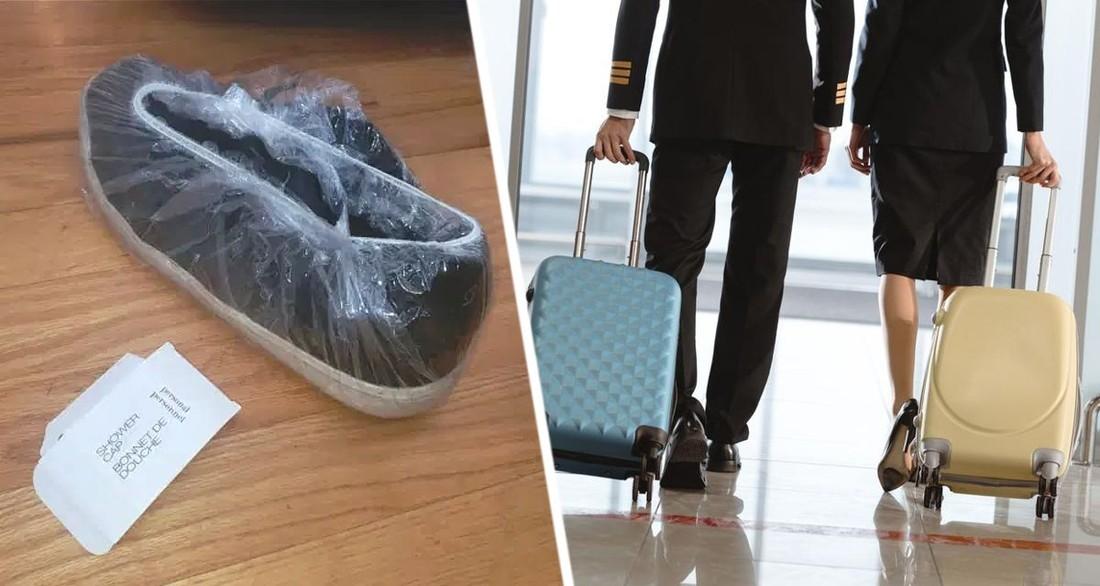 Стюардесса рассказала о самом необходимом предмете в чемодане
