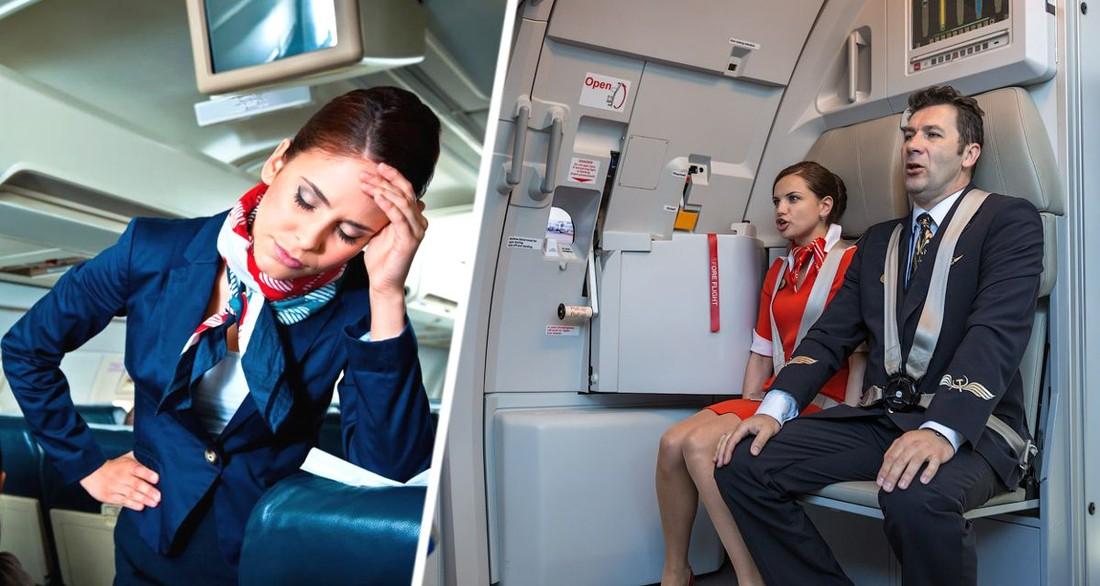 Стюардесса назвала худший тип пассажира в самолёте