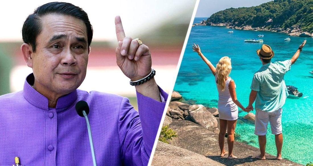 Открытие Таиланда для иностранцев разбили на 4 этапа: опубликован порядок открытия всех курортов