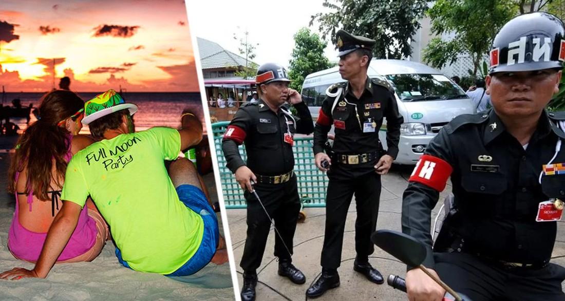 В Таиланде за употребление спиртных напитков в ресторане арестованы 9 туристов: путешественникам грозит до 2 лет тюрьмы