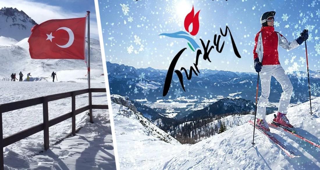 В Турции неожиданно открылся горнолыжный сезон, который будут спасать российские туристы