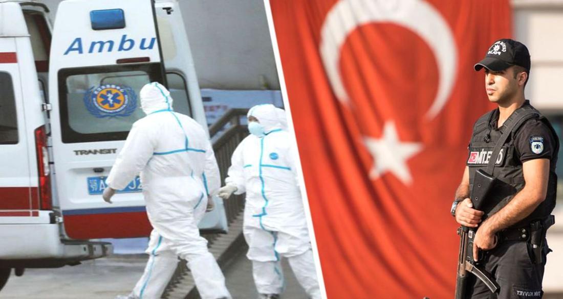 Во всём транспорте в Турции начались тотальные проверки наличия справок