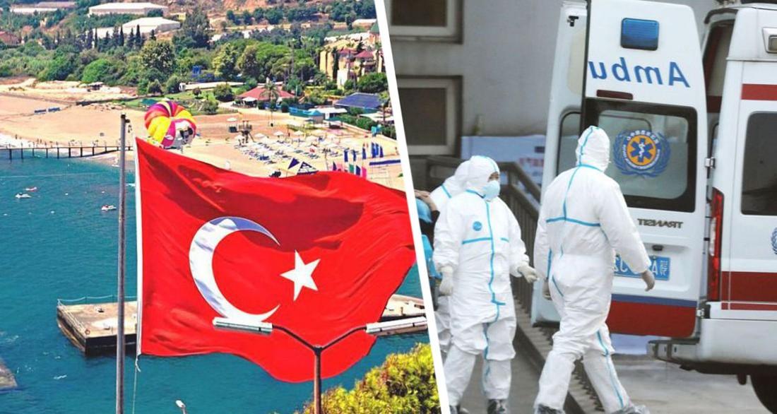 В Анталии объявили долю туристов, у которых выявлен коронавирус