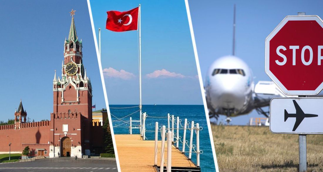 Турции предрекли закрытие для российских туристов «навсегда»: дело вовсе не в ковиде, а в начале большой игры