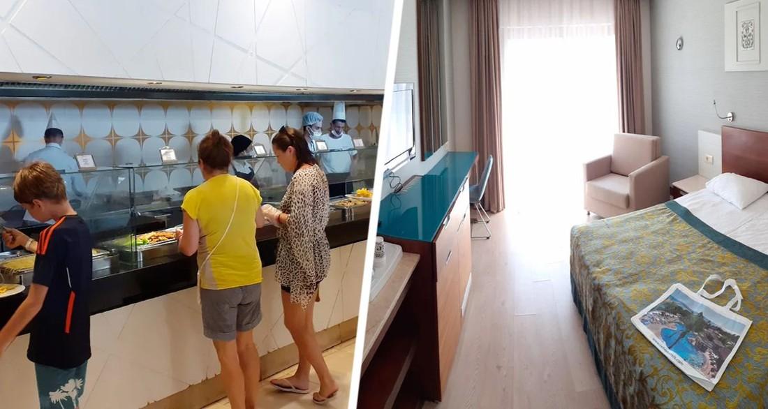 Никаких правил и грязная посуда: российская туристка в Турции была шокирована 5-звездочным отелем, застрявшим во времени