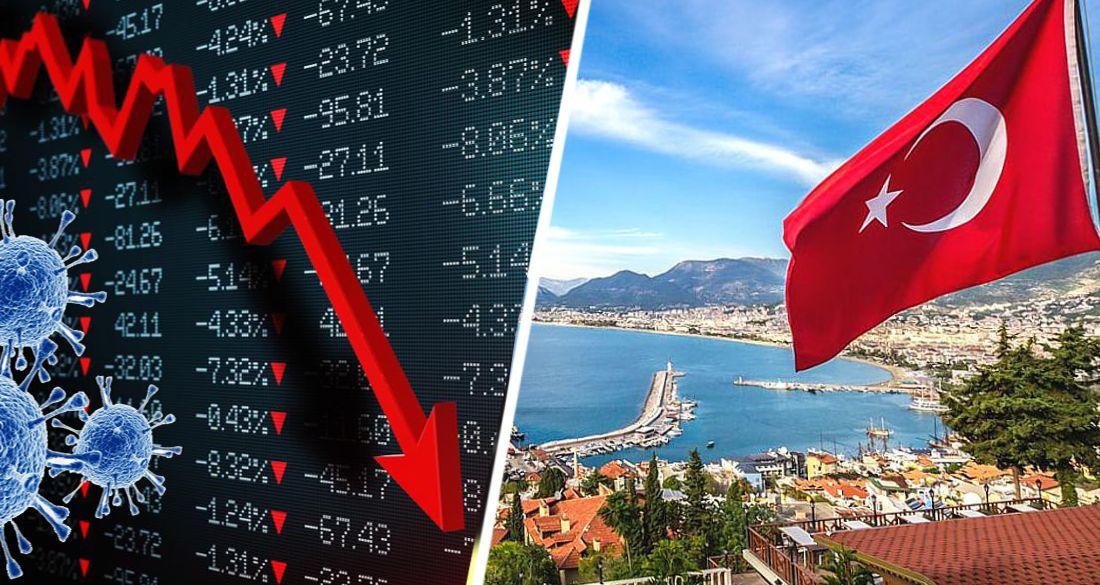 В Турции начали массово закрываться отели