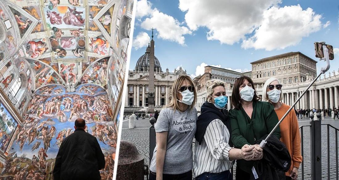 Ватикан объявил новые правила допуска туристов