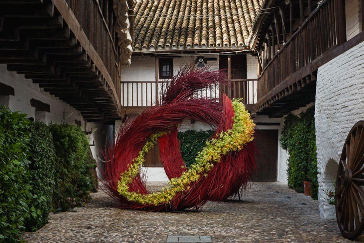 Цветочный фестиваль снова наполнит Кордову яркими цветами
