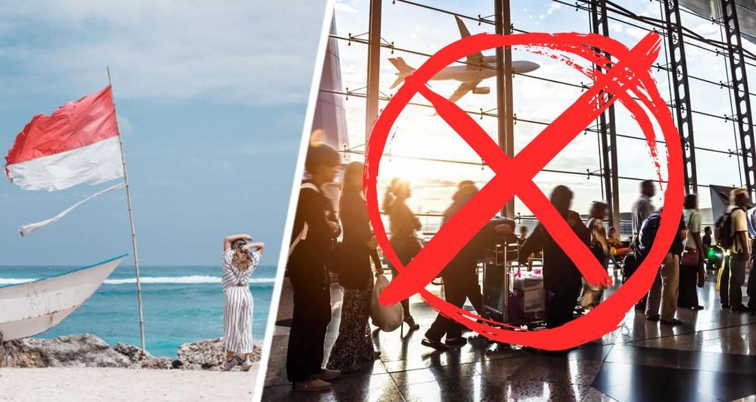 На Бали решили не допускать российских туристов
