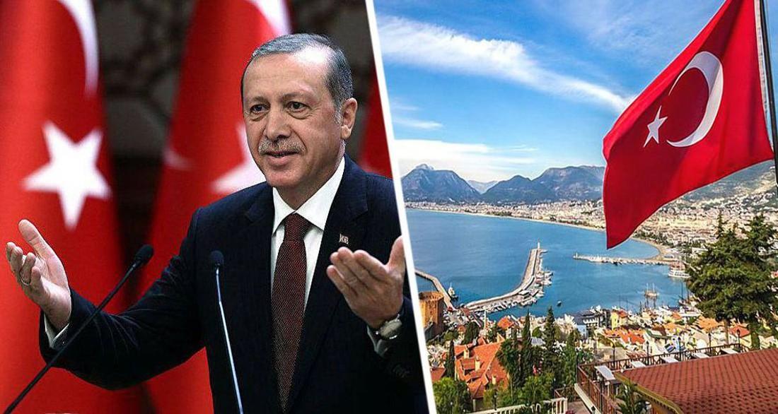 Туризм Турции прокомментировал встречу Путина и Эрдогана