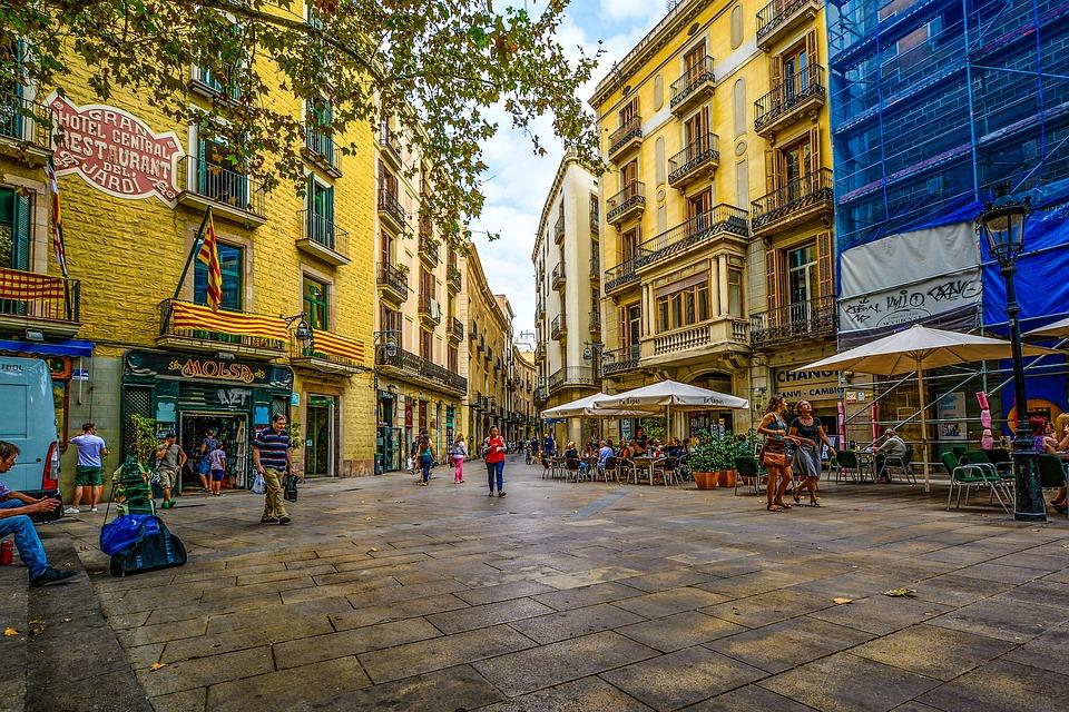 Район Gràcia Барселоны стал одним из лучших районов мира по версии Time Out