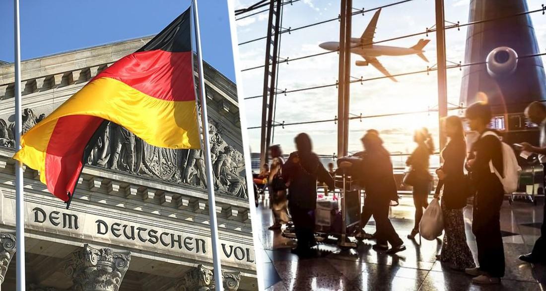 Германия напомнила туристам, из каких стран ее могут посещать и каковы правила