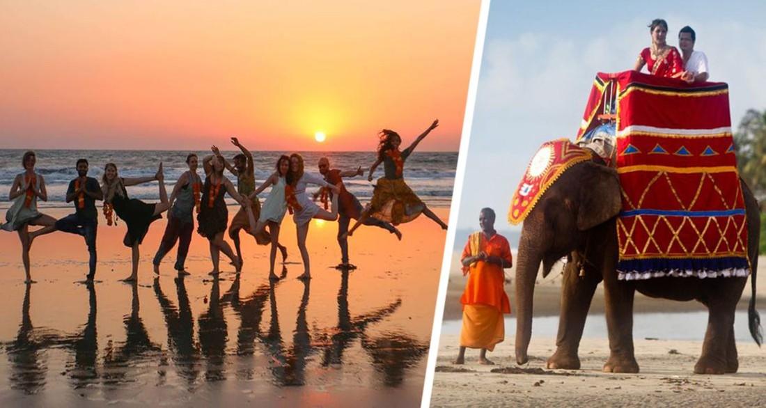Названа дата открытия Индии для чартеров с туристами