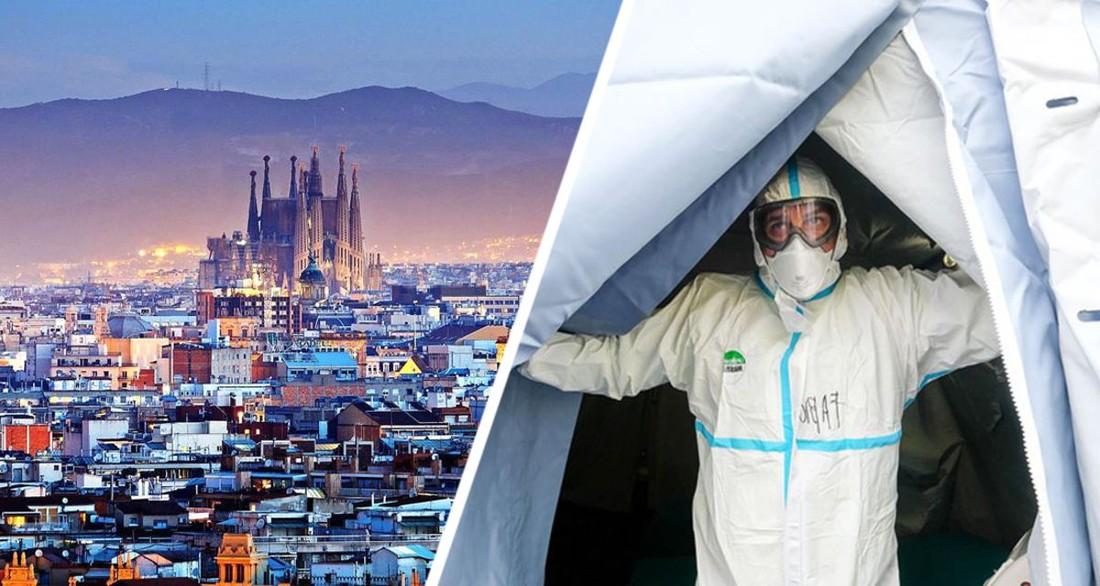 Испания продлила запрет на въезд российских туристов