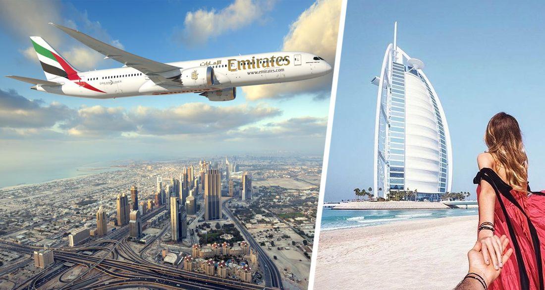 Туры в ОАЭ подешевеют: снято ограничение на авиаперевозку из России