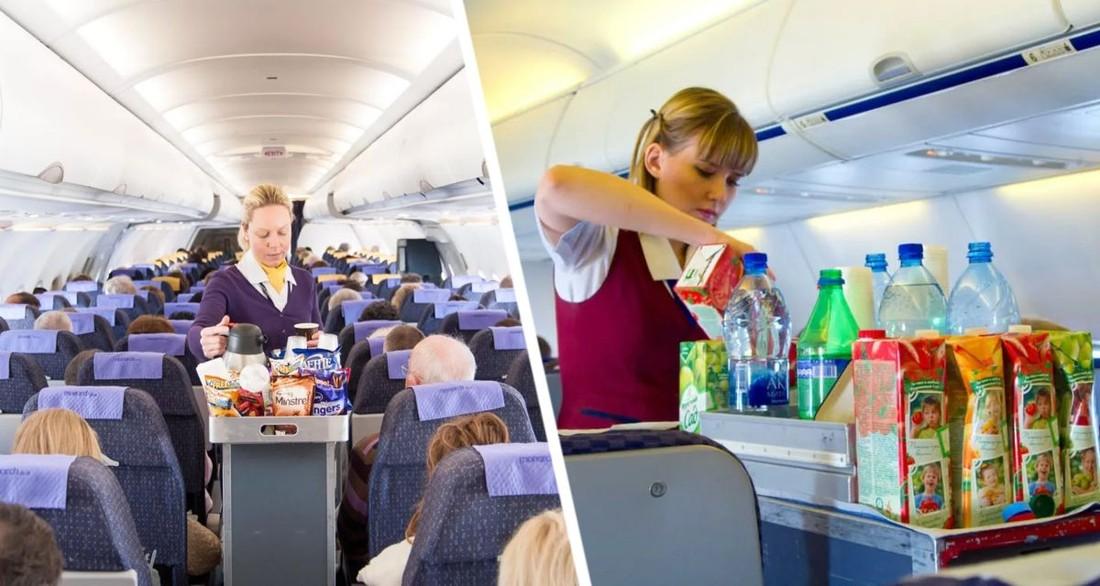Рассказано, почему в самолете можно выбрать только два блюда, чтобы вкусно поесть, и каких напитков всегда надо избегать ради безопасности