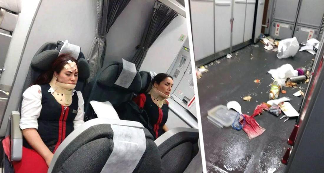 Стюардесса раскрыла самый опасный поступок, который пассажиры делают в самолете