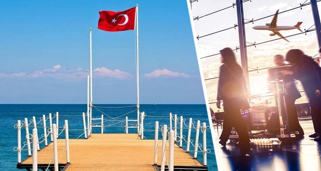 Самый популярный у россиян курорт Турции объявил дату закрытия пляжного сезона