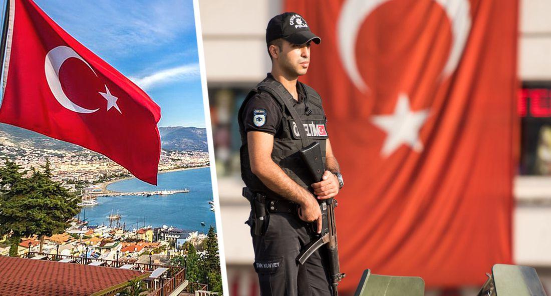 На курортах Турции началась тотальная зачистка