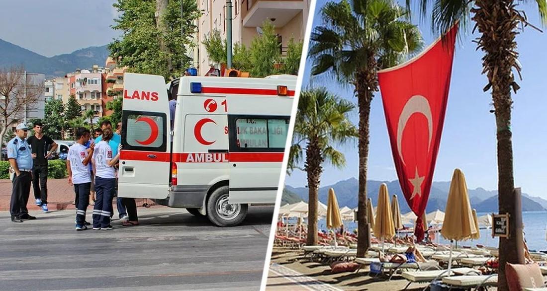 В курортном отеле Турции найден мертвым российский турист