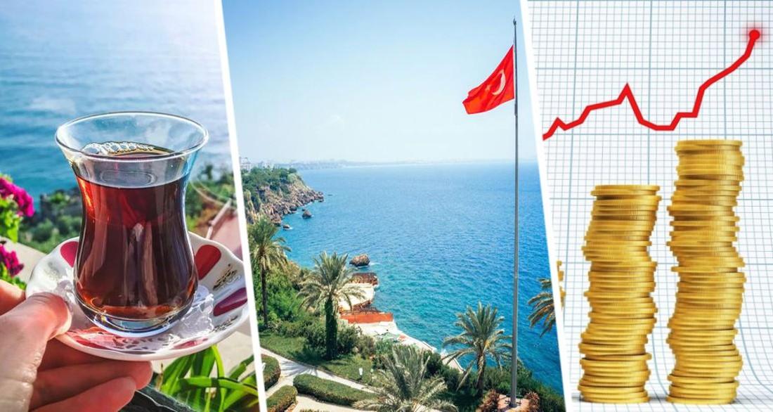 Туроператоры рассказали, какими будут цены на туры в Турцию в 2022 году