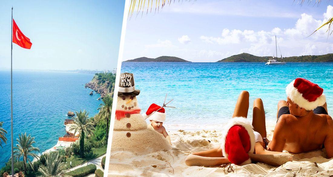 Рассказано, когда отели в Турции перейдут на зимнюю концепцию, и чем она будет отличаться от летней
